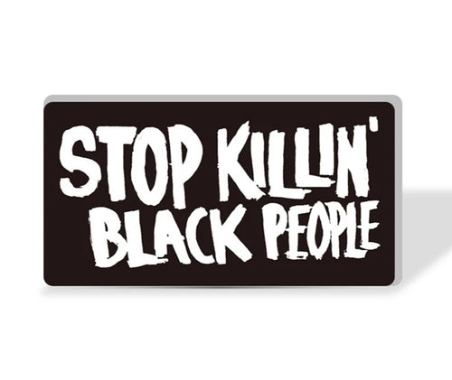 Stop Killing Button
