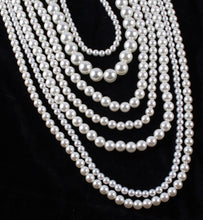 Load image into Gallery viewer, Regalia Pearl Necklace