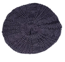 Load image into Gallery viewer, Slouch Knitted Beret