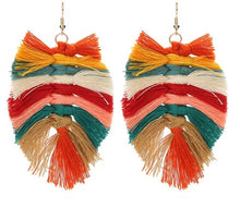 Load image into Gallery viewer, Free Spirit Dangle Earrings