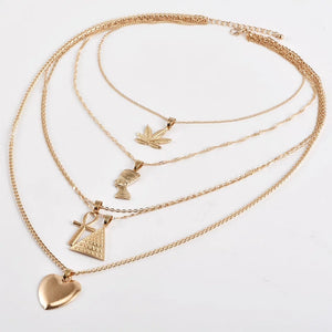 G-Life Layered Necklace