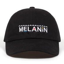 Load image into Gallery viewer, Melanin Dad Hat