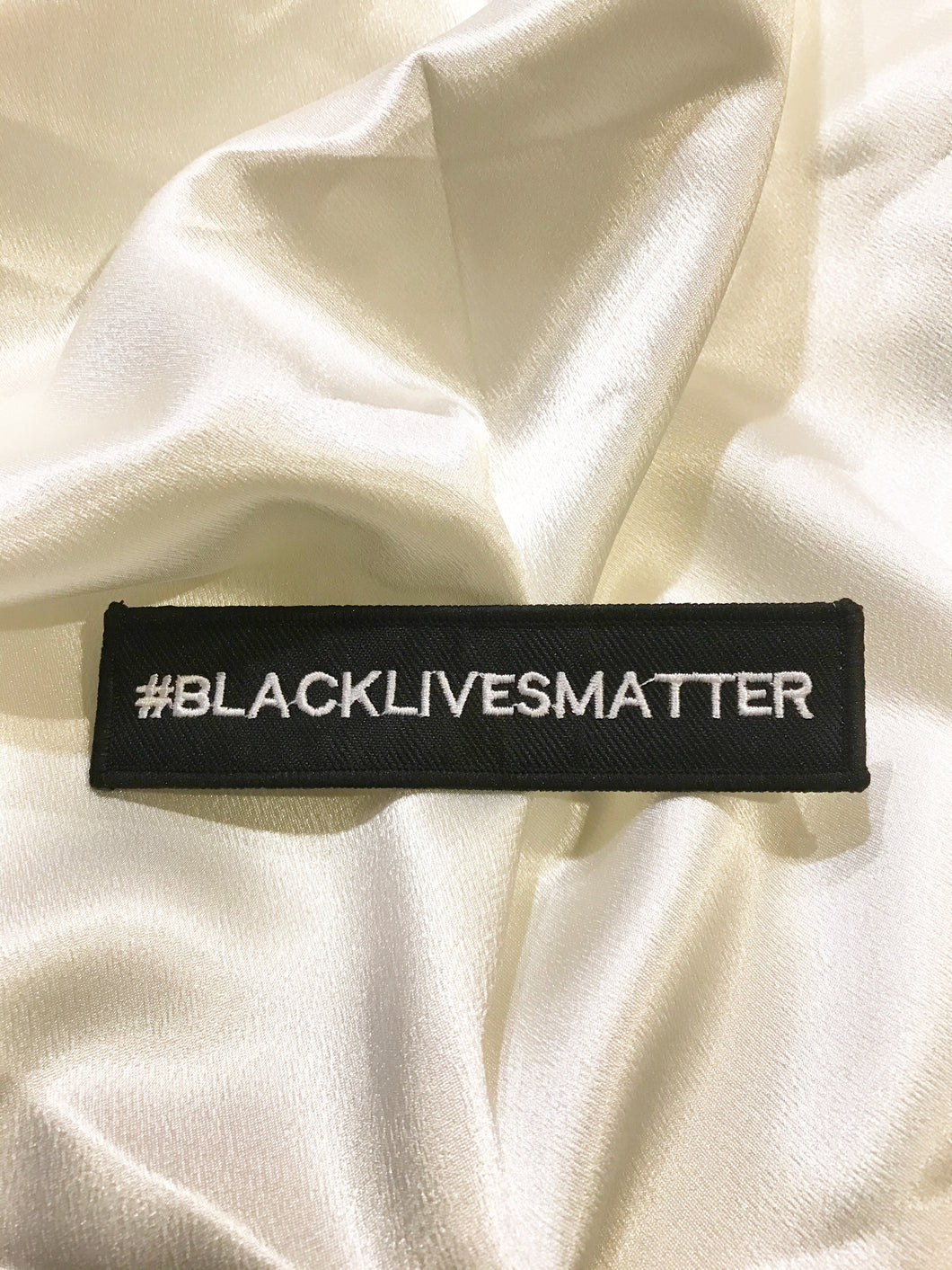 Black Lives Matter Hashtag Patch