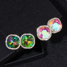 Load image into Gallery viewer, Prismatic Stud Earrings