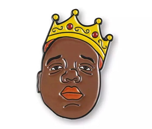 Biggie Lapel Pin