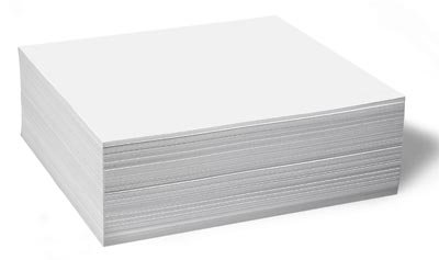 "Braille Paper 11"" x 11 1/2"" - Individual Sheets"
