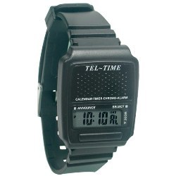 Watch - Digital Talking Watch with Alarm