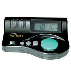 Clock Talking Curve w/Alarm