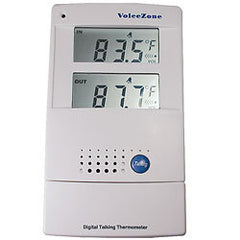 Talking Indoor/Outdoor Thermometer