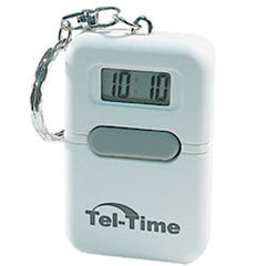 Spanish Talking Key Chain Clock
