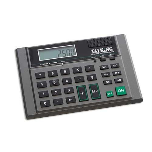 Talking Calculator - English