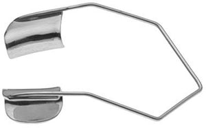 Barraquer Wire Speculum Solid Blades (Adult)