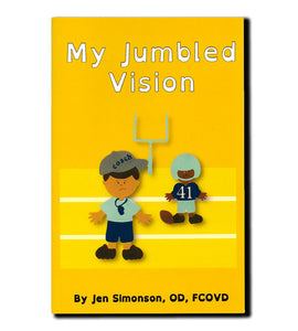 My Jumbled Vision  Book