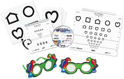 AAPOS Nurses Near/Distance Vision Kit