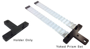 Prism Bar Holder Kit( With 2 Horizontal Prism Bars and Holder)