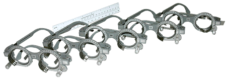 Adult Axis Adjustable Trial Frame Set