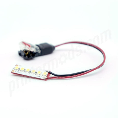 LED Lighting Kit for 3D Printers - Hot End Version