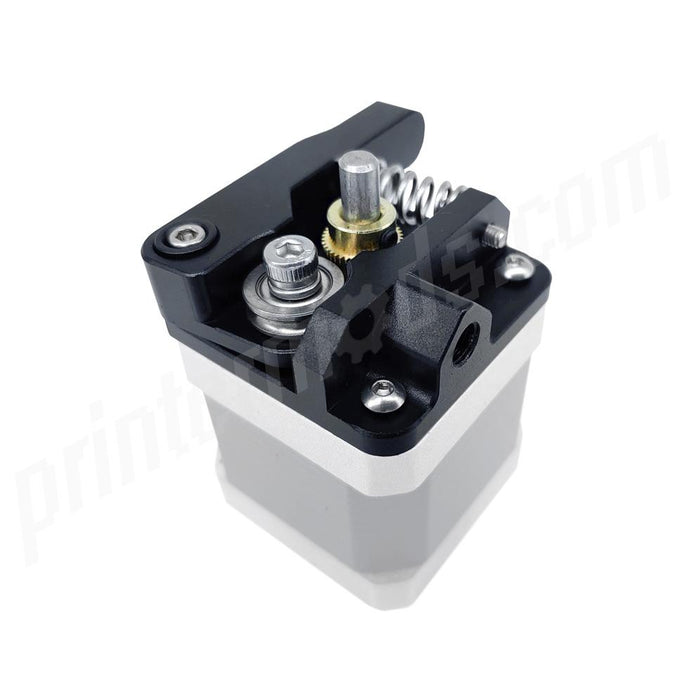 Aluminum MK10 Extruder for Creality Ender-3, Ender-5, CR-10 - PrinterMods - 3D Printer Accessories - Ender-3 Direct Drive - LED Kits - Other Cool Stuff