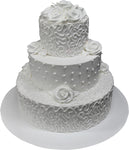 Wedding Three Tier Cake 100392
