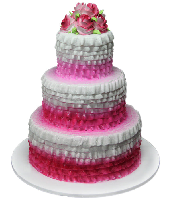 Wedding Three Tier Cake 100401
