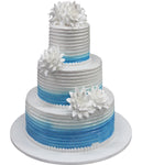 Wedding Three Tier Cake 100403