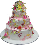 Wedding Three Tier Cake 102047