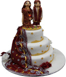 Wedding Three Tier Cake 102048