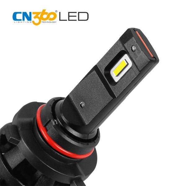 CN360 M2 Brightest 9005 9006 HB4 9012 LED Car Light Bulb