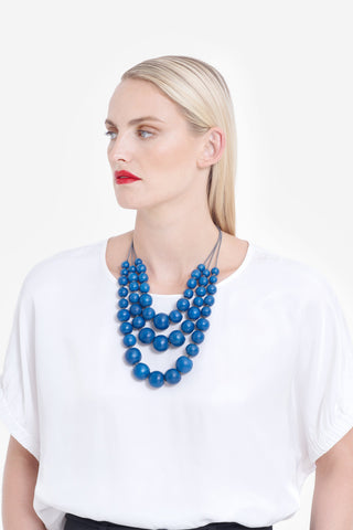 3 Row Necklace Sale