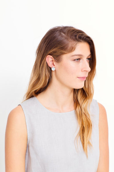 Textura Stud Earring Set