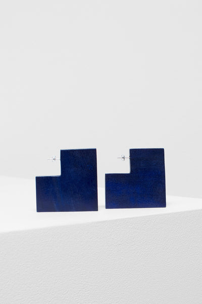 Poste Cut Out Earrings