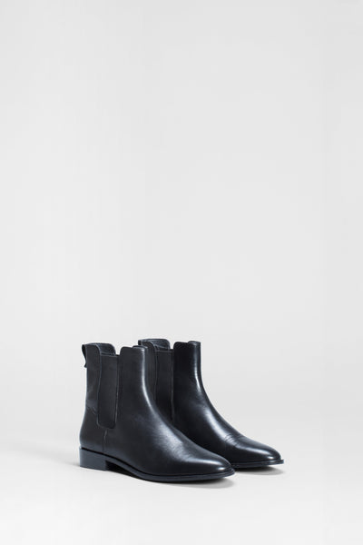 Black Lauker Chelsea Boot