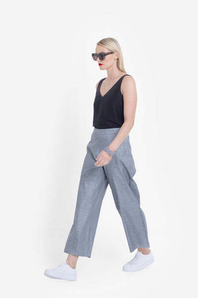 Grey Hersom Pants