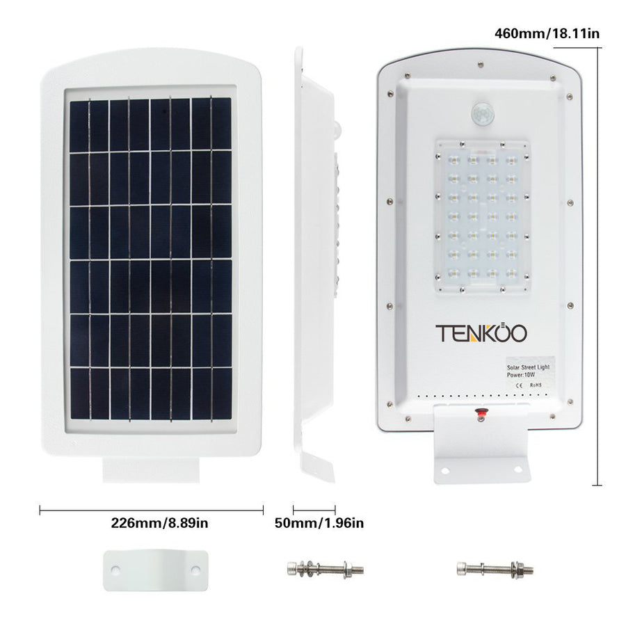 Solar Street Light - 10w (Residential lighting)