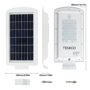 Solar Street Light - 15w (For residential lighitng)