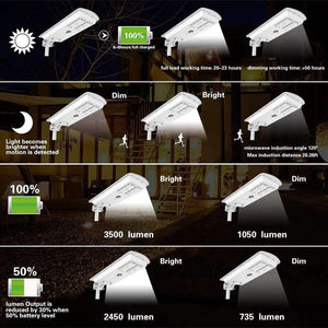 solar path lights - Morsen