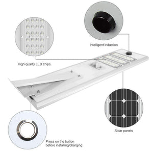 T Series Plus Solar Street Light - 50w