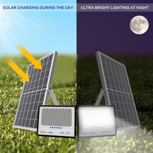 Solar Flood Light - 2 (For residential)