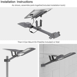 T series Pro Solar Street Lights-1