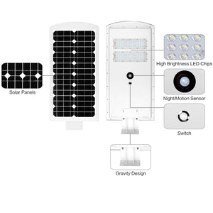 Commercial Led Solar Light - Morsen