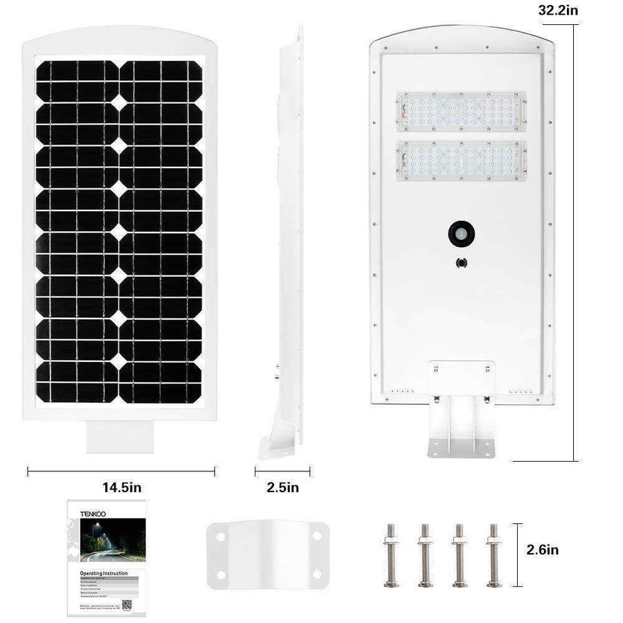 Solar Street Light - 40w (For commercial lighitng)