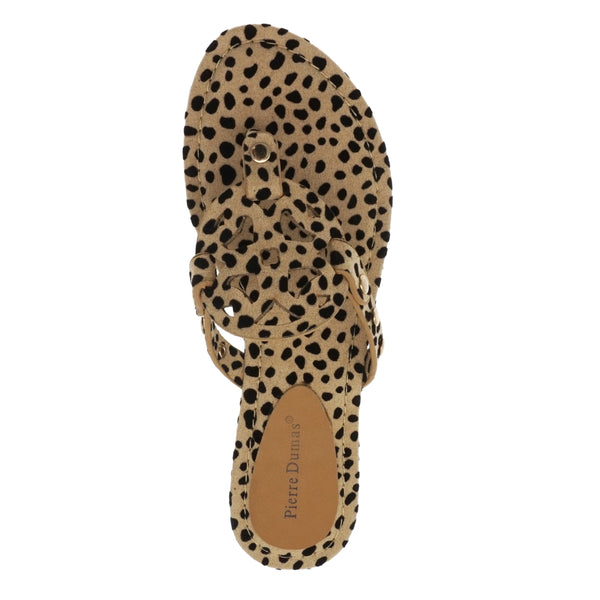 Slip On Open Toe Fashion Sandals Limit 20 Cheeta