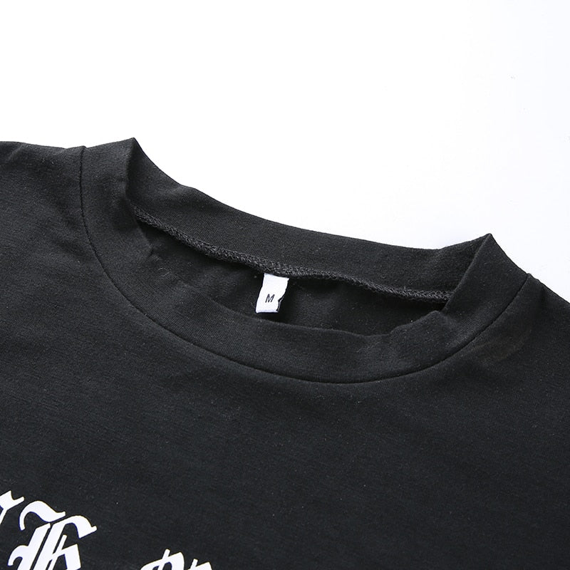 Wasted Over-Sized Tee