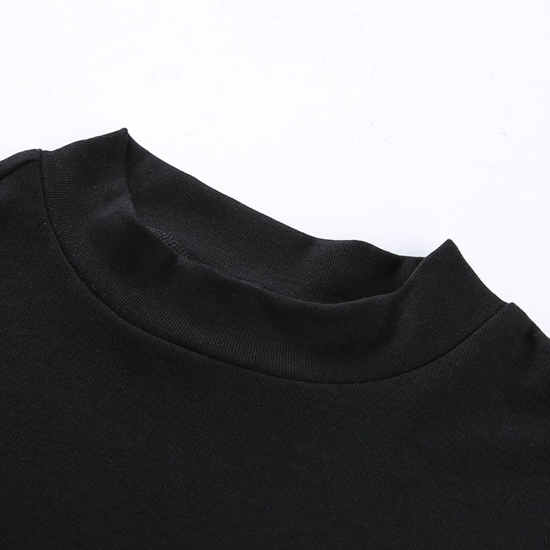 Casual Basic Black Top