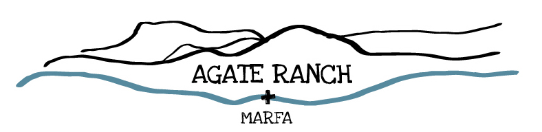 Agate Ranch + Marfa