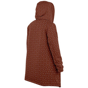 Terra Cotta Sacred Connections Premium Sherpa Cloak
