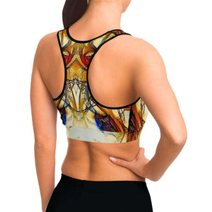 Golden Age Sports Bra - Manifestie