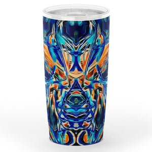 BLUE GAZE  20oz Tumbler | Vacuum Sealed Stainless Steel