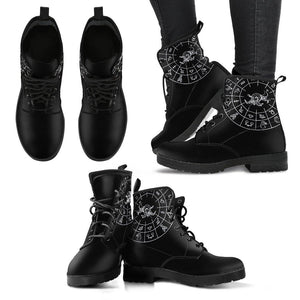 Taurus Zodiac Vegan Leather Boots - Manifestie