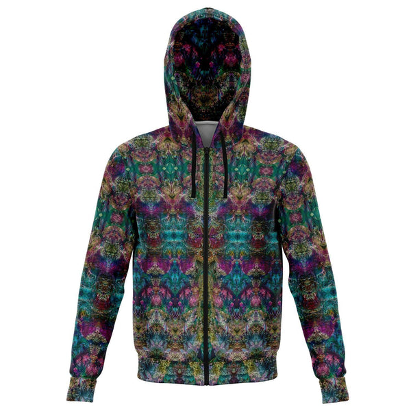 SPIRIT GUIDE PREMIUM ZIP UP HOODIE
